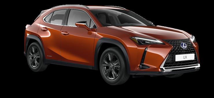 Lexus UX Hybrid Executive
