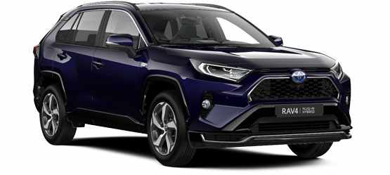 Nuovo Toyota RAV4 Plug-in Hybrid